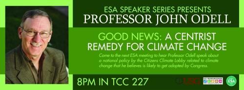 Professor John Odell Cover-02